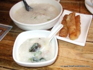 Review – Congee at Leong's Legend