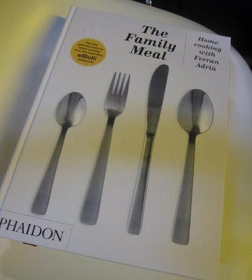 Ferran Adria's Book Launch At Google London