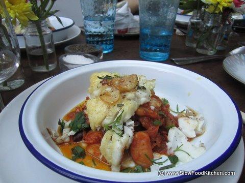 Nduja Cooking Club at The London Foodie