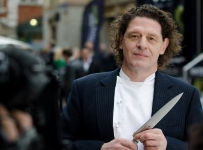 The Filming of Marco Pierre White's Kitchen Wars