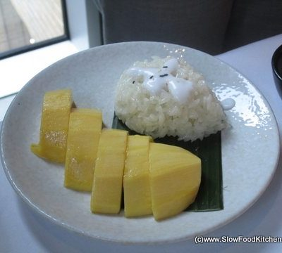 Mango Sticky Rice Recipe