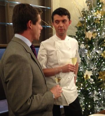 Total Indulgence – William Curley with Laurent-Perrier