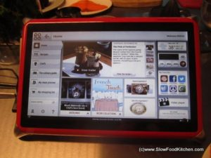 Review of the QOOQ tablet