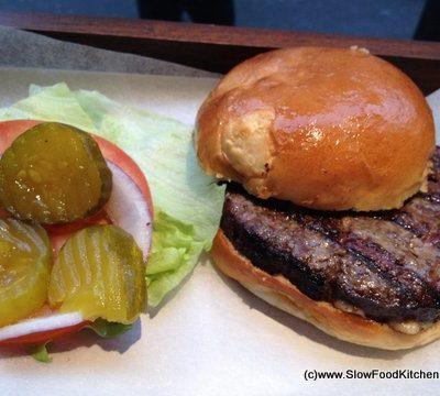New burger joint BRGR Soho