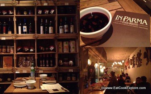 In Parma Fitrovia Italian Restaurant