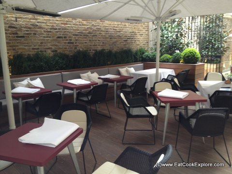 Hottest al fresco dining spots in London this summer