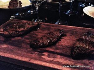 Gaucho Tasting Plate