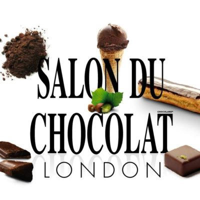 Win 5 Pairs of tickets to Salon du Chocolat