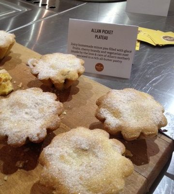 The Mince Pie Project For Kids Company and FoodCycle #MincePieProject