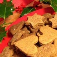 Norwegian-pepperkaker-gingerbread-biscuits for Christmas