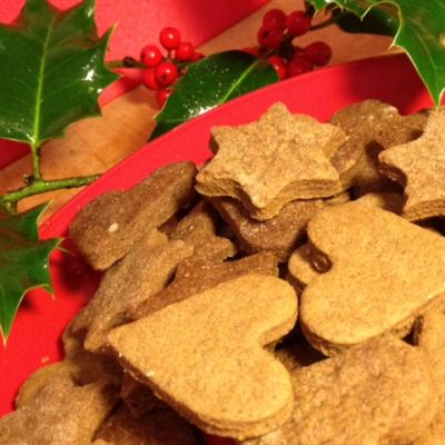 Norwegian pepperkaker gingerbread biscuits recipe for Christmas