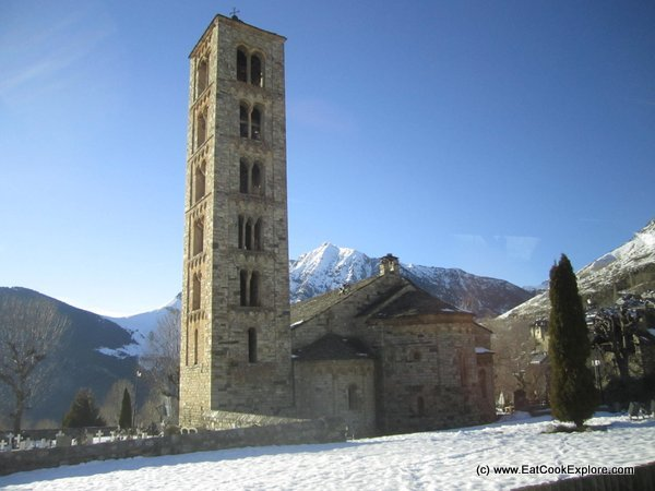 St Climent Romanesque Church Boi Taull