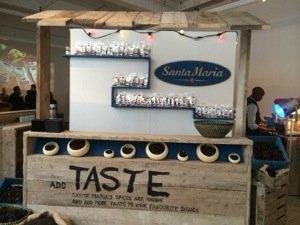 Taste Emporium with Santa Maria