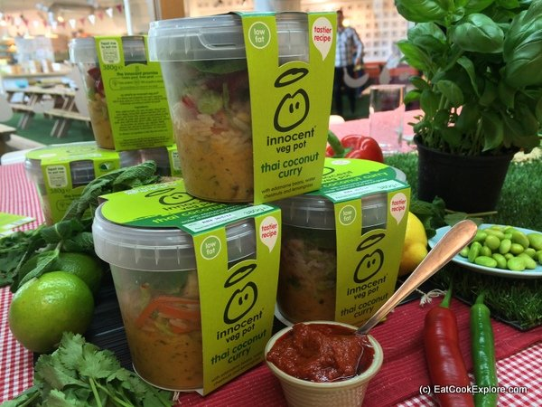 Win a month's supply of Innocent Veg Pots