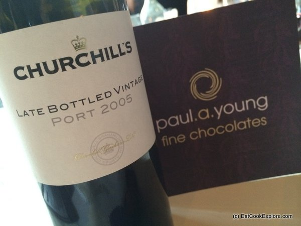 Churchills Late Bottled Vintage Port