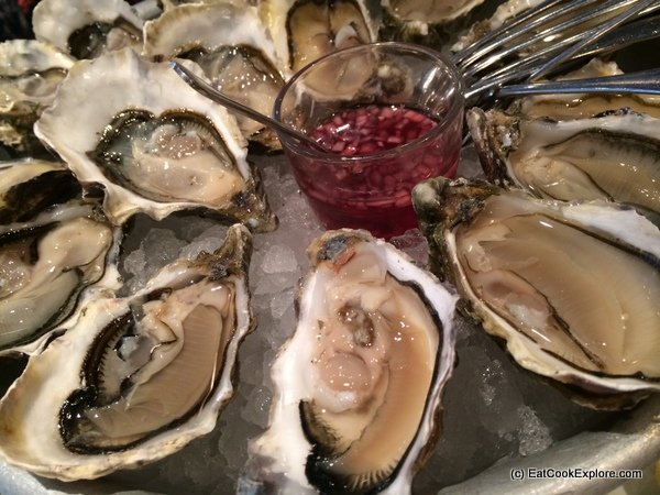 Carnaby Street Eat Wright Brothers Oysters