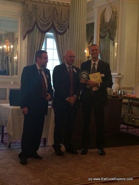 The winner of the Espresso Italiano Championship 2014
