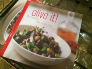 olive it recipe book giveaway