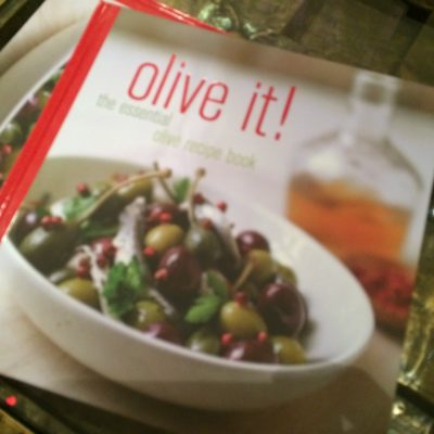 Win an essential Olive Recipe Book and a selection of Olives