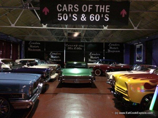 London Motor Museum 135