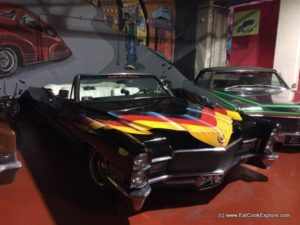 Snoop De Ville at London Motor Museum