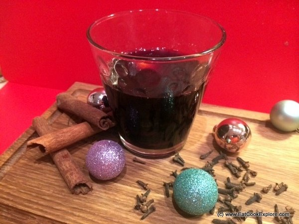 Vin Brule with Barolo Italian Mulled Wine