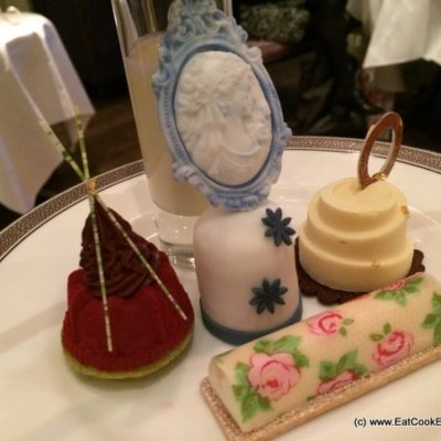 The Langham launches the Wedgwood Afternoon Tea