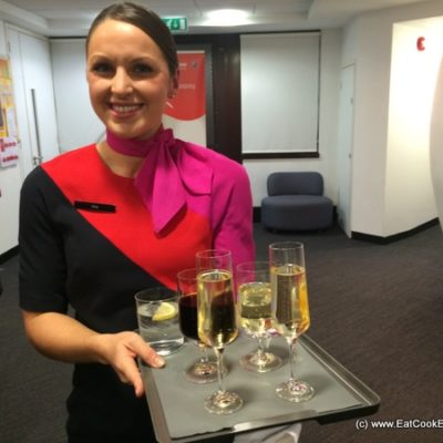 Get Wagyu Beef in Economy Class? On Qantas you can