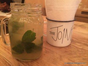 The joint Marylebone BBQ Ribs