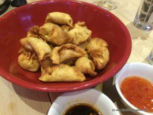 Hong Kong Chinese Dumplings