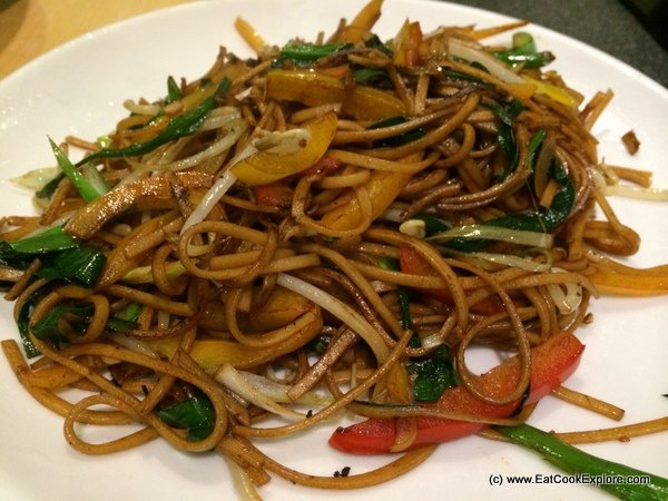 Hong Kong Fried Noodles