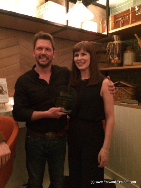 Hotel indigo Food Heroes   winner