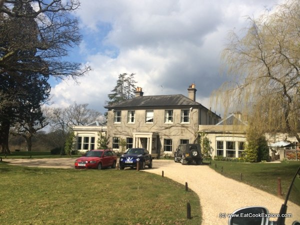 Escape to the New Forest – The Pig Hotel