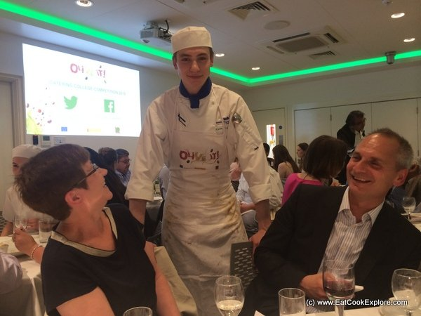 Olive It Cookery Competition 2015