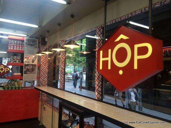 Hop Vietnamese Street Eats Broadgate