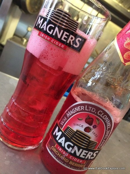 Magners Cider Orchard Berries