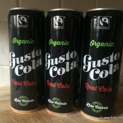 Sunday Selection: Gusto Cola, Camelina Oil