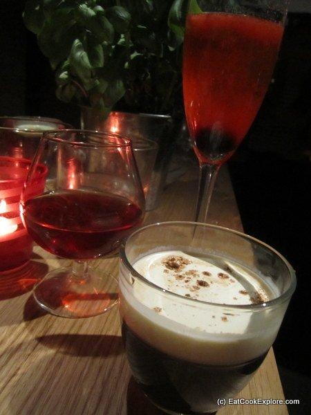 Luxardo coffee cocktail