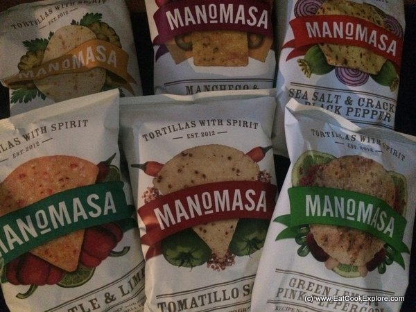 Sunday Selection: Big Fish Brand Salmon, Manomasa Chips