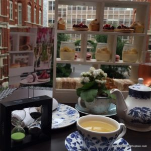 Afternoon Tea Week Launch at St Ermin's Hotel