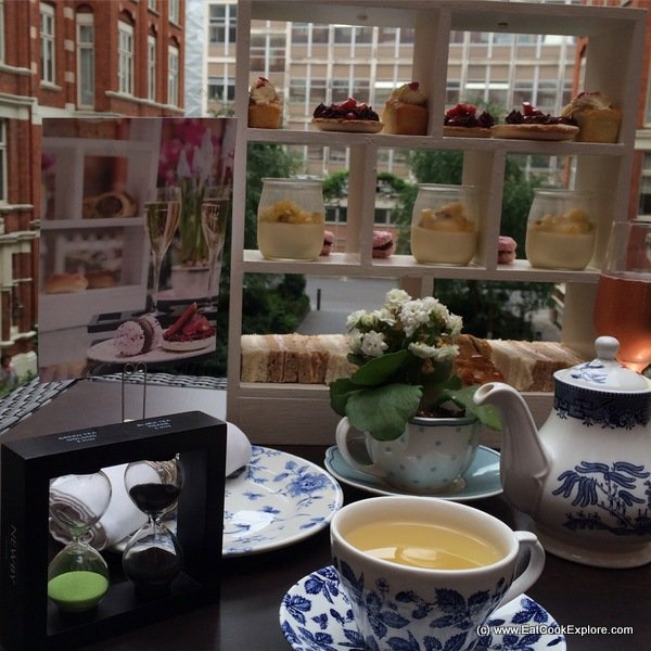 Elegant Afternoon Tea at St Ermin's Hotel