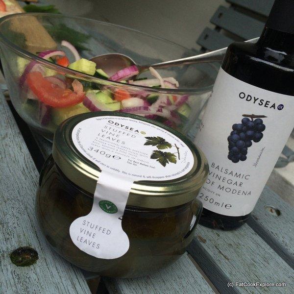 odysea greek products