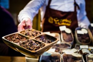 #Win tickets to the Chocolate Show 2015