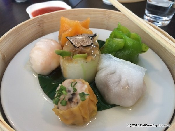 The Supreme Saturdays lunch at Yauatcha City