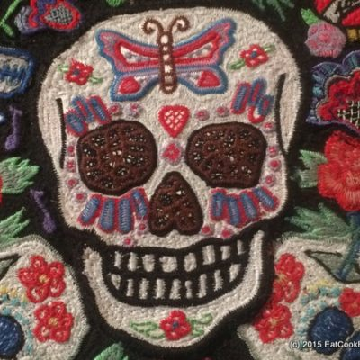 Celebrating Mexican Day of the Dead at Wahaca's Fiesta