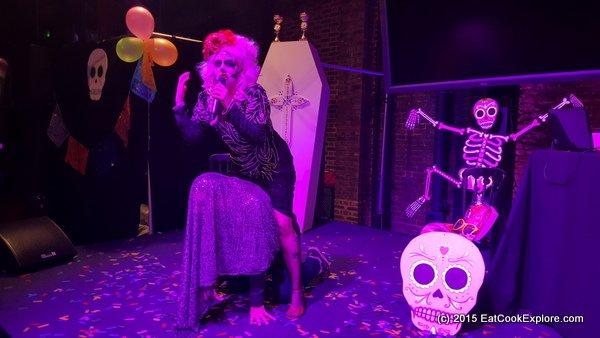 wahaca day of the dead musical bingo