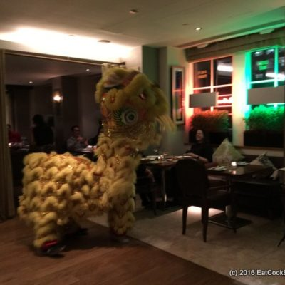Fine Dining Chinese at the Chinese Cricket Club