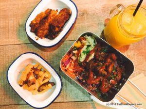 New Menu at Bunny Chow #streetfood