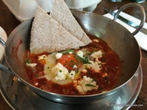 Shaksuka Baked Eggs