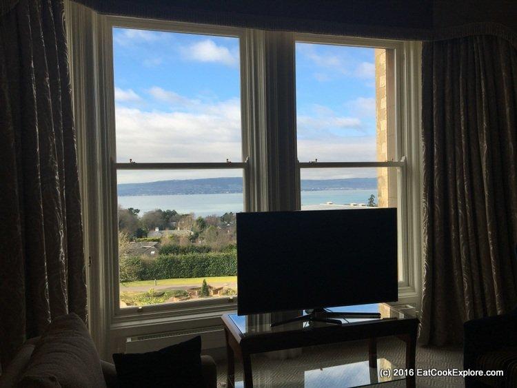 Culloden Estate Junior Suite View